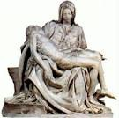 The Pieta, Michaelangelo