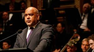 Noel Pearson Delivering Whitlam Eulogy